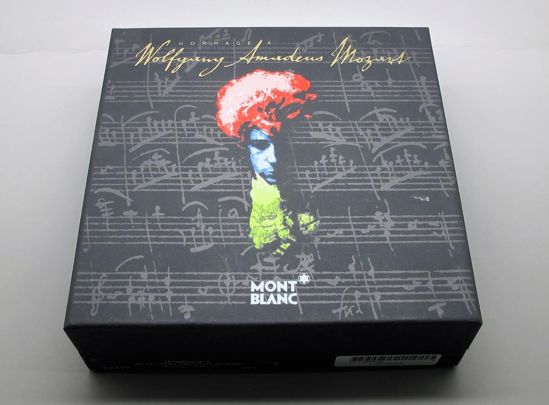 Lapicero Montblanc Meisterstück Homenaje a Mozart