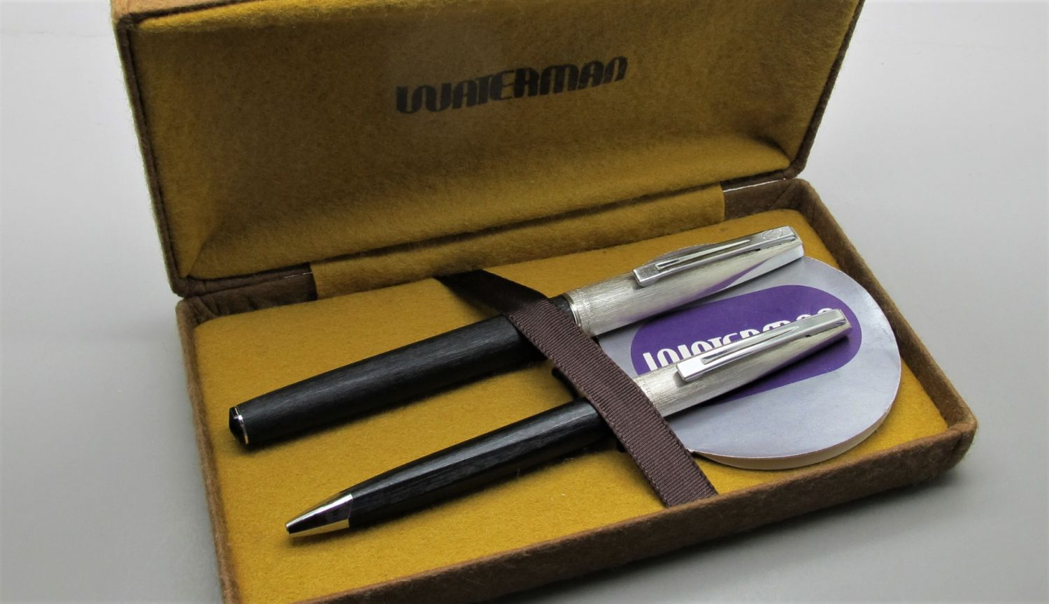 Waterman Concord Set