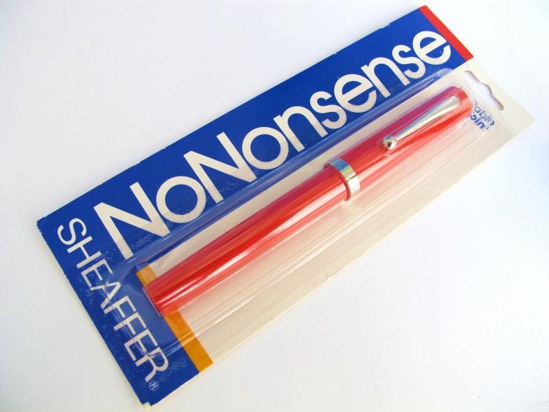 Sheaffer Nononsense