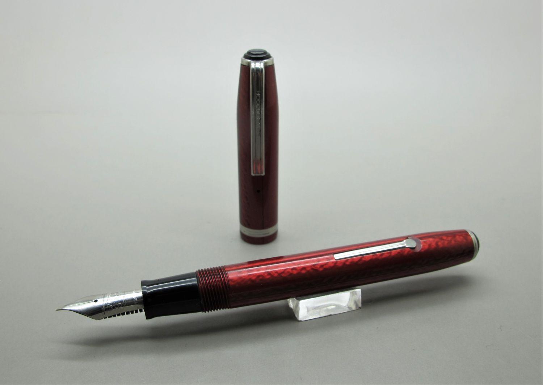 Esterbrook Serie J Color Rojo