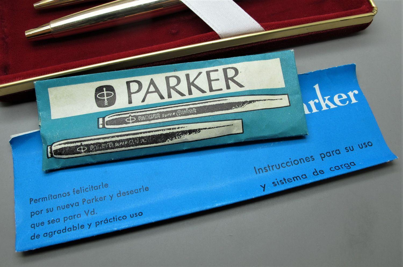 Juego Parker 45 Insignia