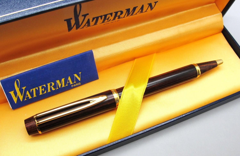 Bolígrafo Waterman LeMan 100 Madera