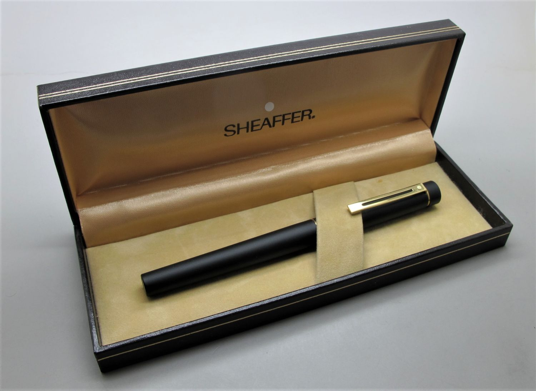 Sheaffer Targa 1003 Negro Mate