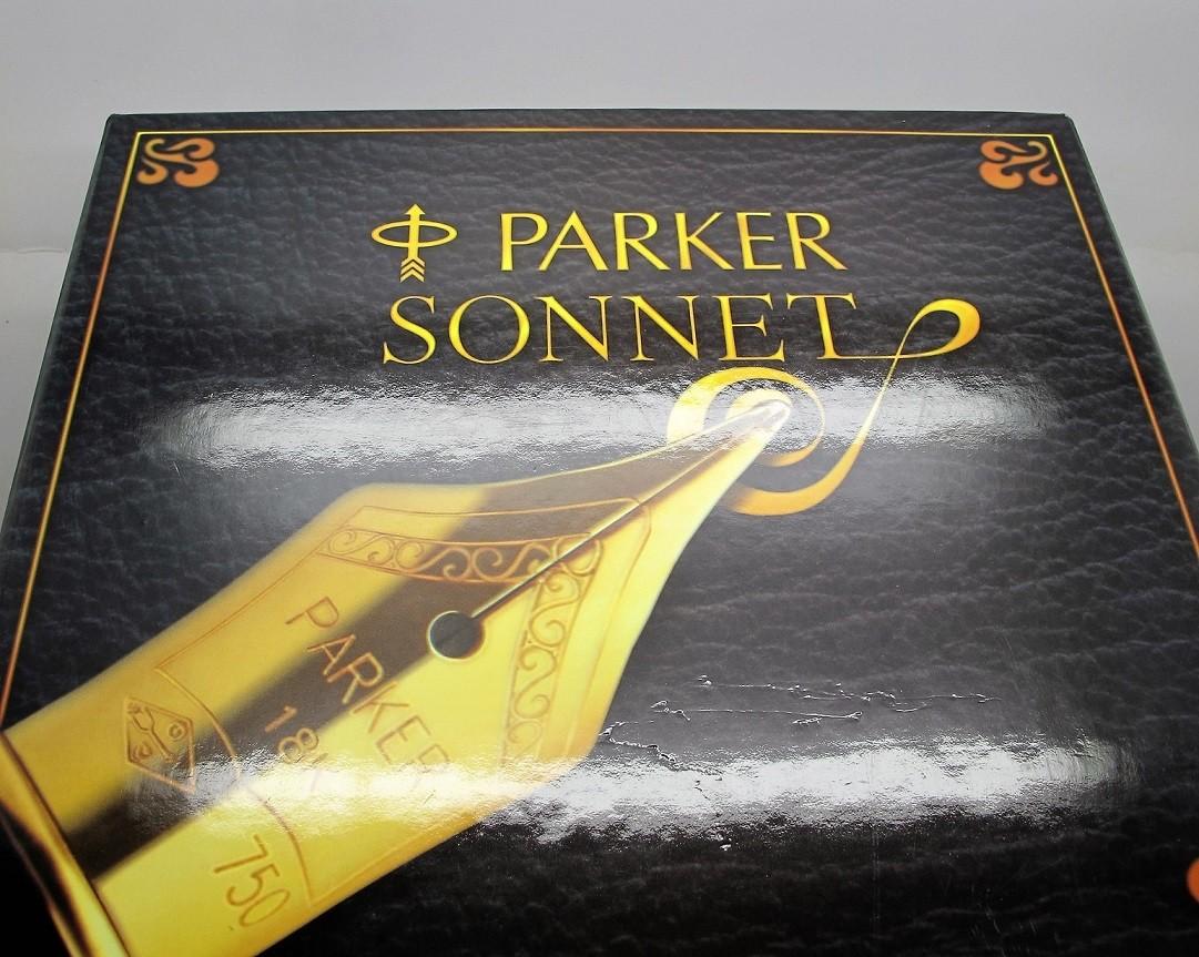 Parker Sonnet Laque Firedance