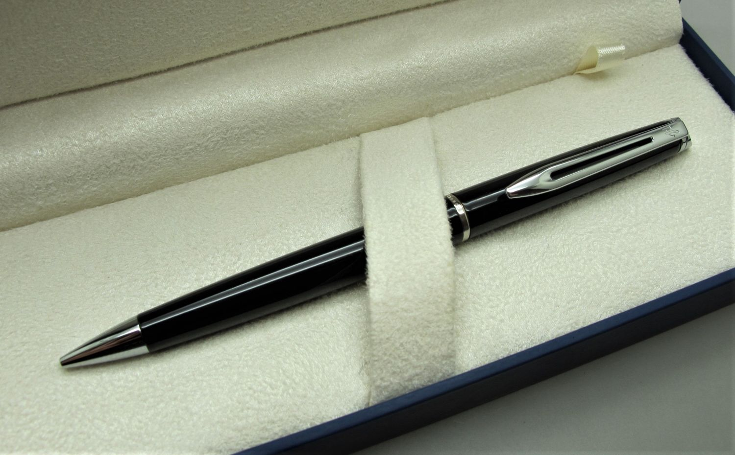 Waterman Hemisphere Black CT