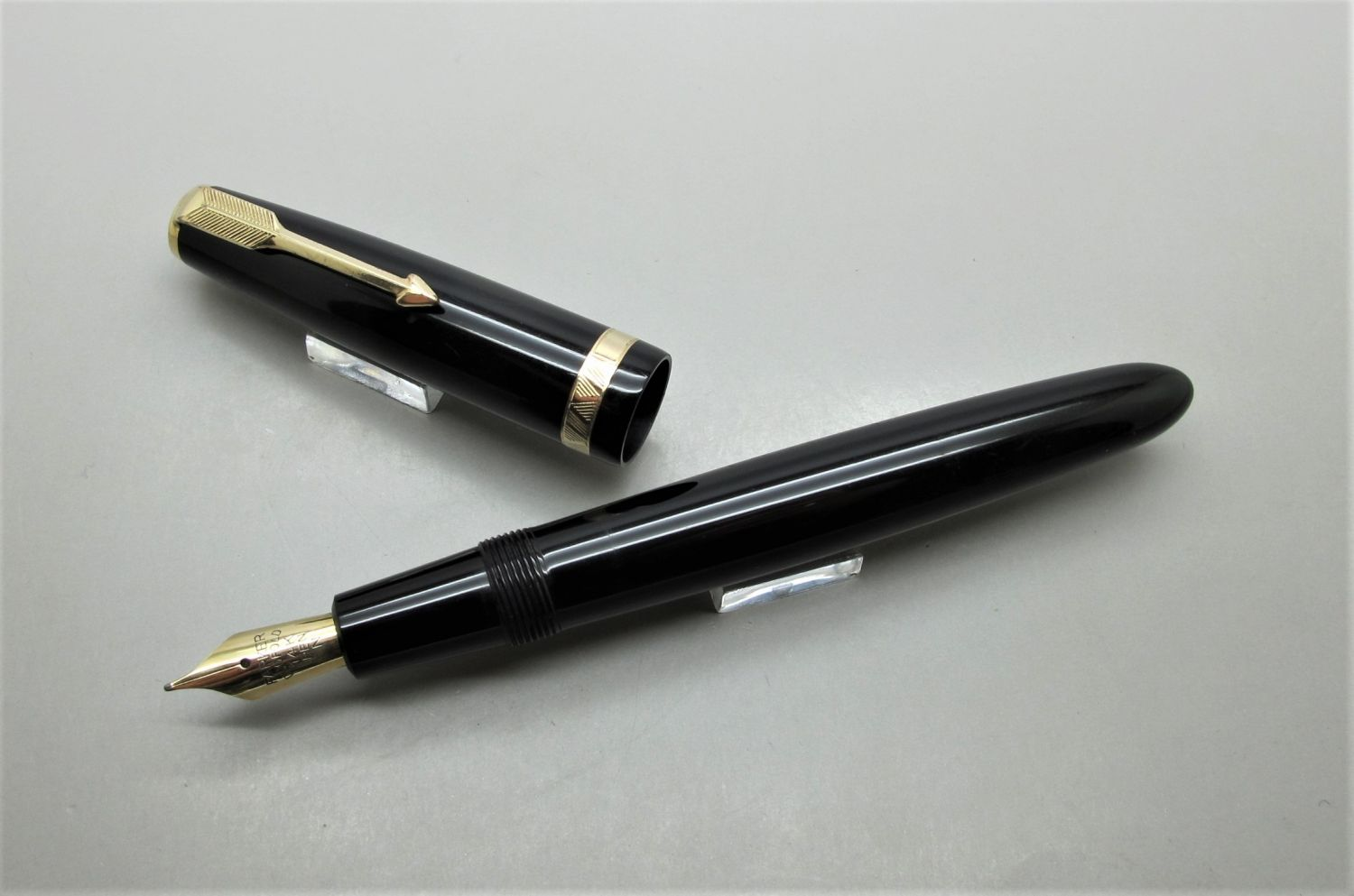 Parker Duofold Color Negro