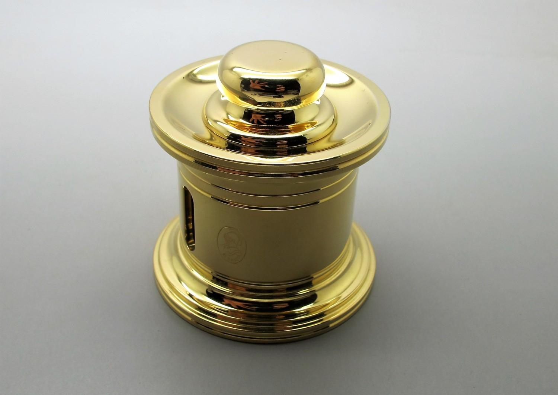 Tintero El Casco Oro