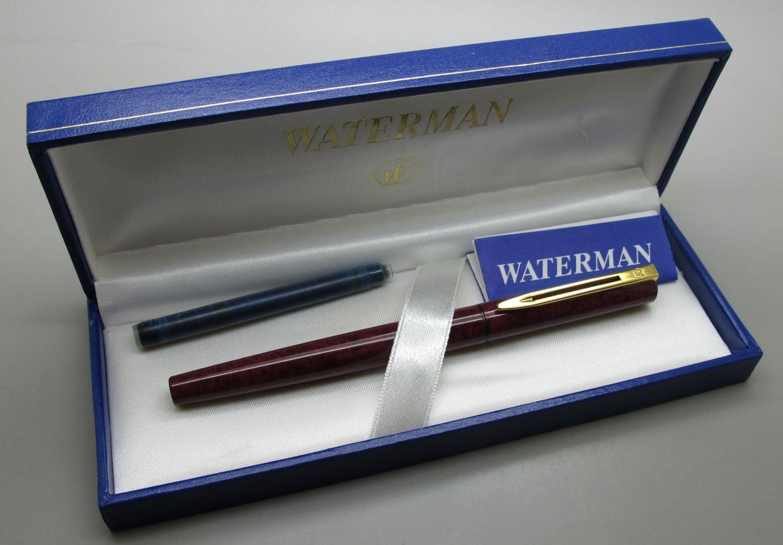 Waterman Pro Graduate Laca