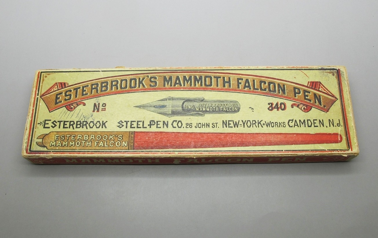 Esterbrook MAMMOTH Falcon Pen #340