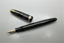 Parker Vacumatic Major Celuloide Negro