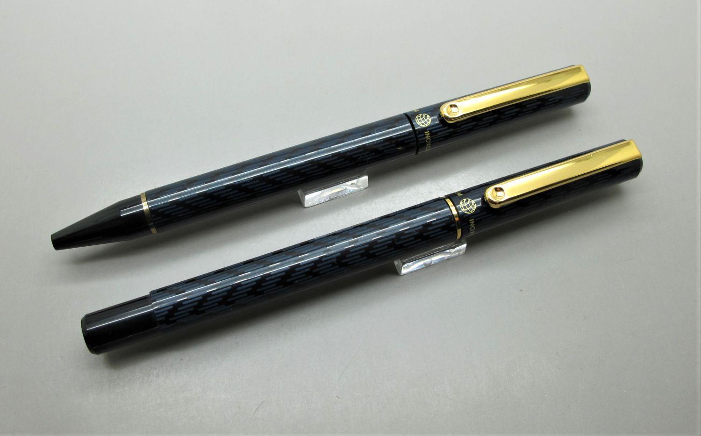 Juego Pluma y Bolígrafo Inoxcrom Oxford