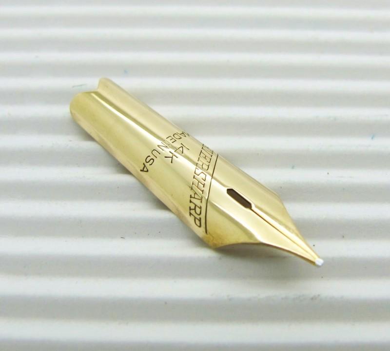 Plumín Eversharp Oro 14K Punto Medio