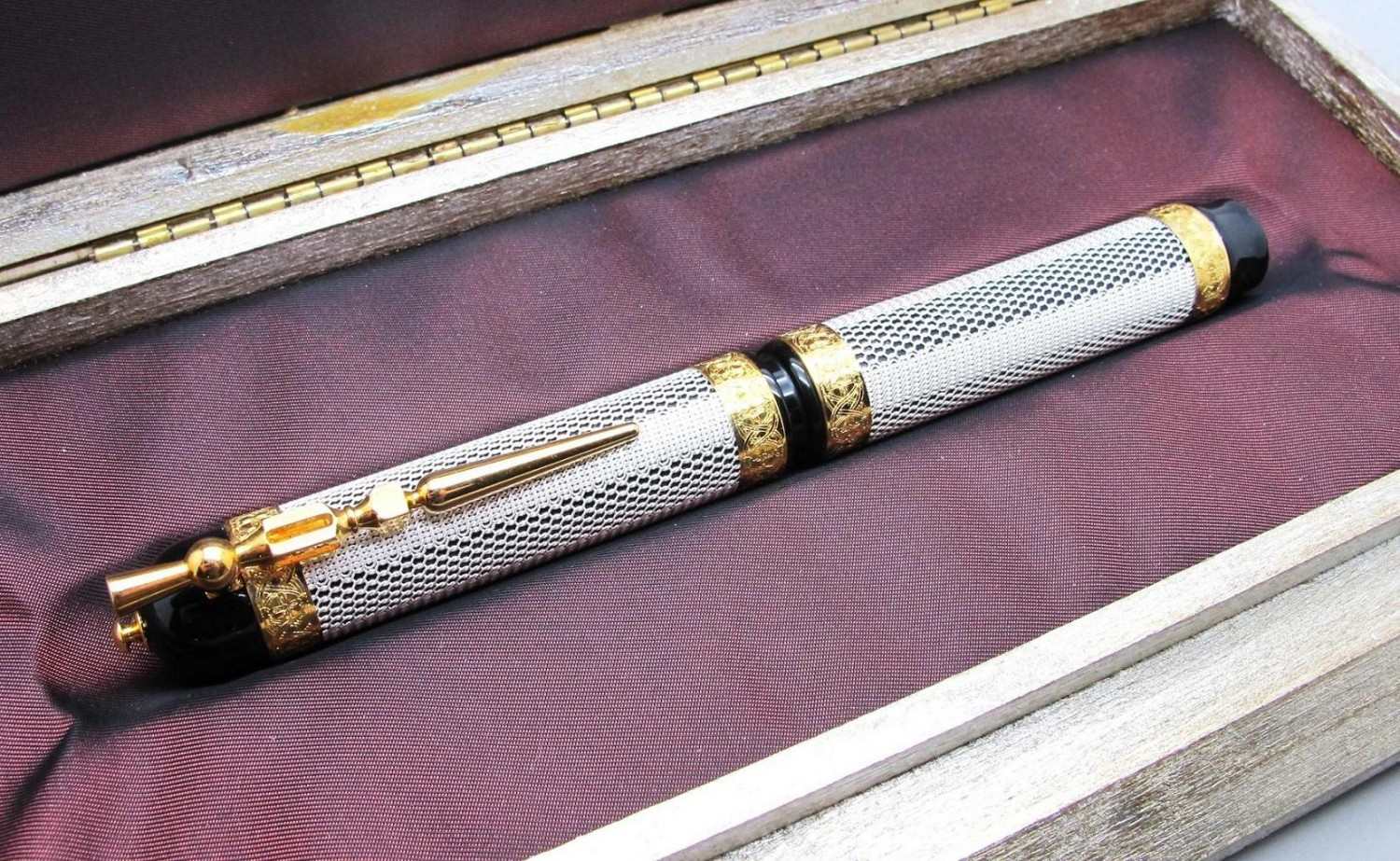 Visconti Camelot Filigrana de Plata