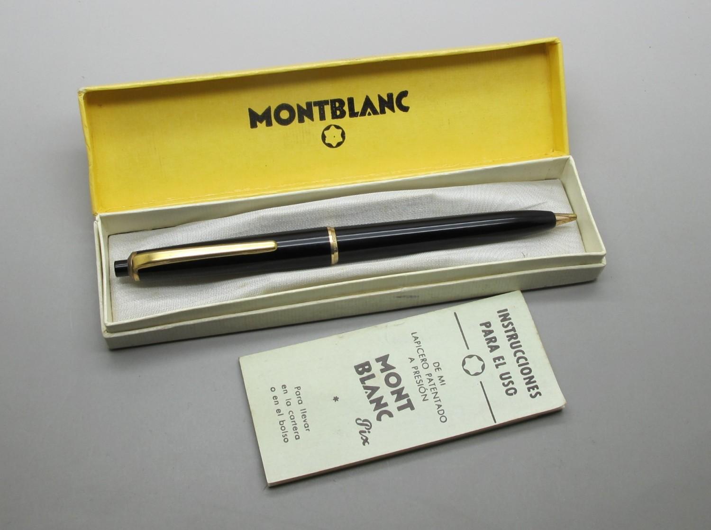 Lapicero Montblanc Pix 35