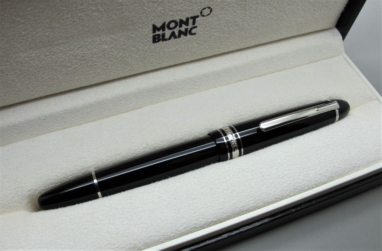 Montblanc Meisterstück LeGrand Platinum