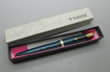 Parker Duofold Color Verde