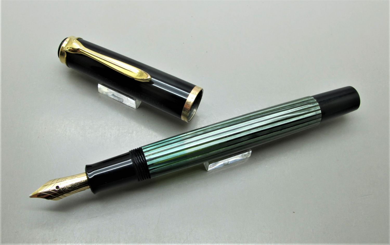 Pelikan 400 Green Set