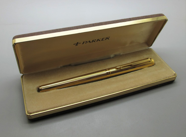 Parker 95 Gold