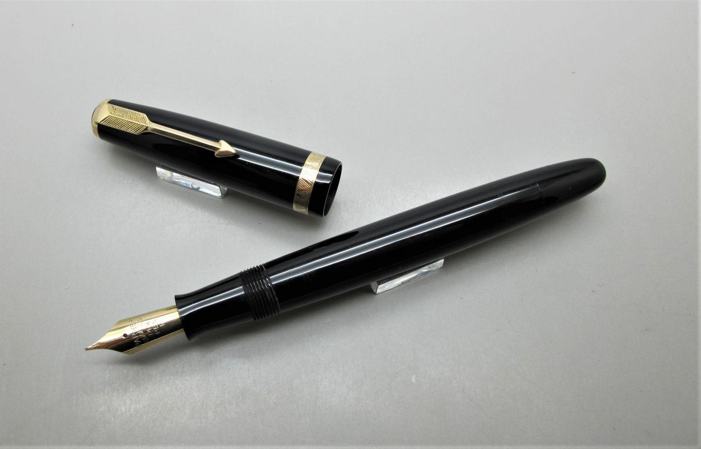 Parker Duofold AF Color Negro