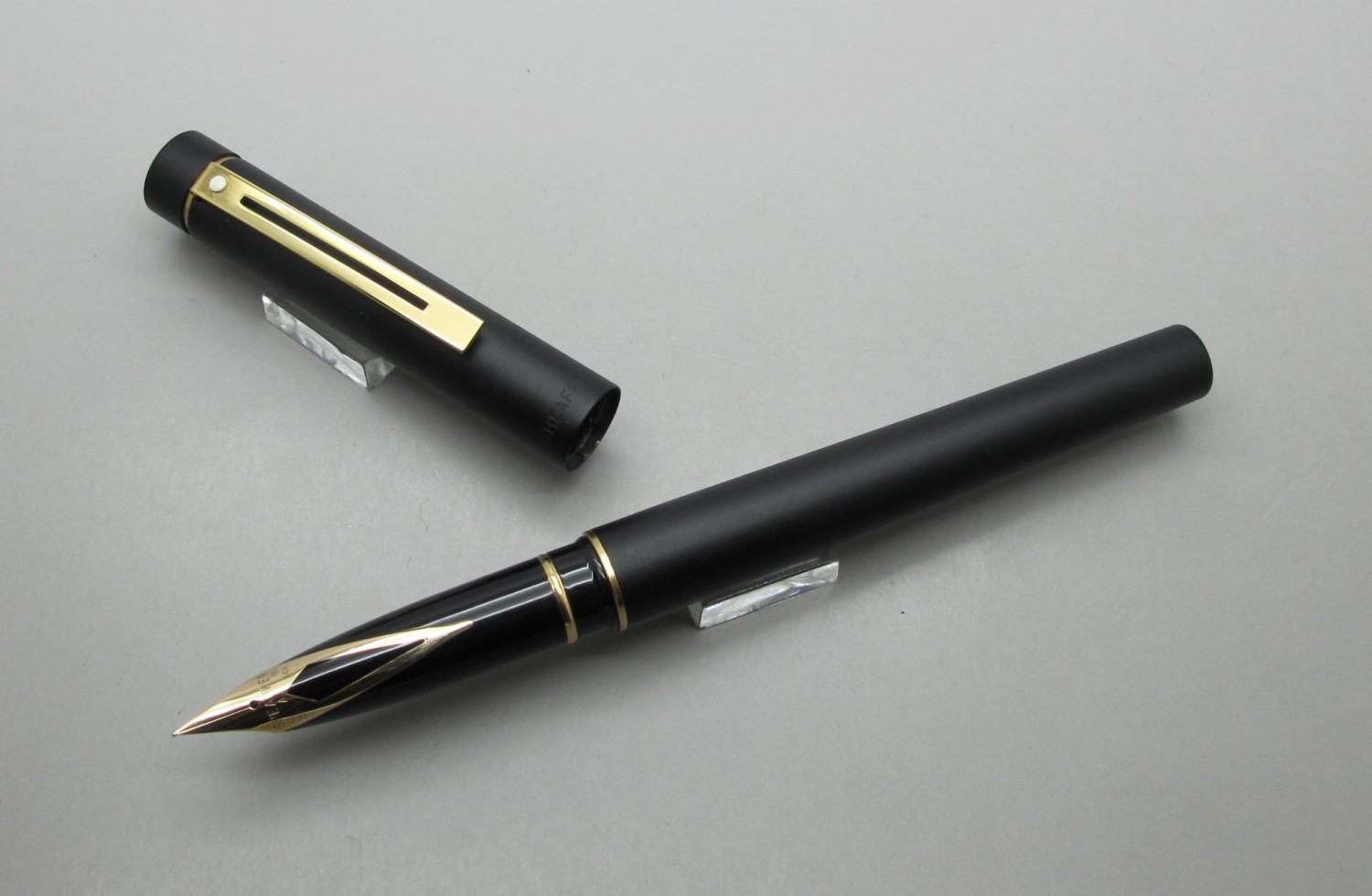 Sheaffer Targa Negro Mate