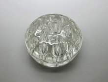 Reposaplumas en Cristal