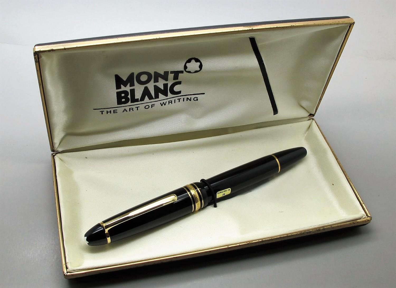 Montblanc Meisterstück Nº146, Nueva