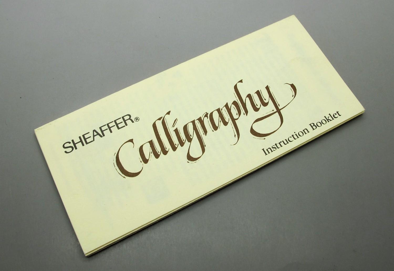 Sheaffer Nononsense Set Caligrafía