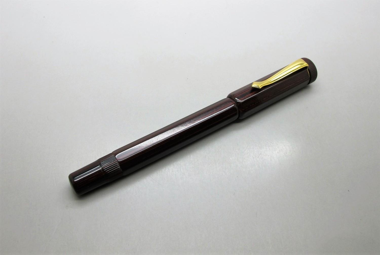 Bolígrafo Ebonita