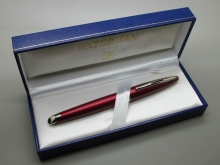 Waterman Carene Garnet Red