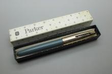 Parker 51 Navy Grey