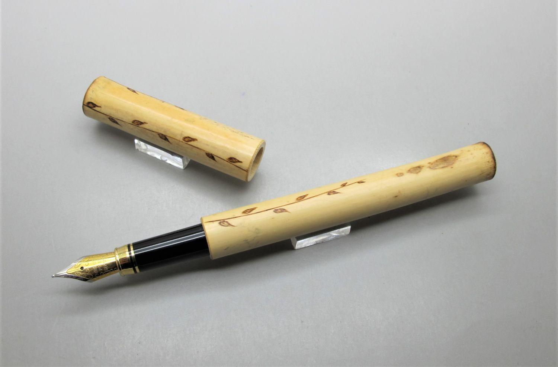 Pluma Bambú