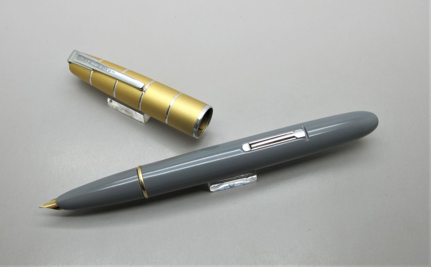 Waterman Taperite Crusader