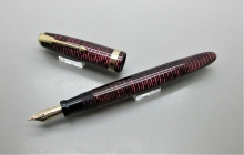 Parker Vacumatic Major Celuloide Rojo