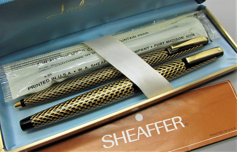 Sheaffer Lady 904 Set