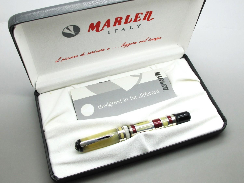 Marlen Forme Petite Ivory Red