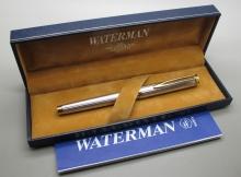 Waterman Gentleman Plata