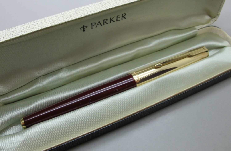 Parker 65 Rage Red