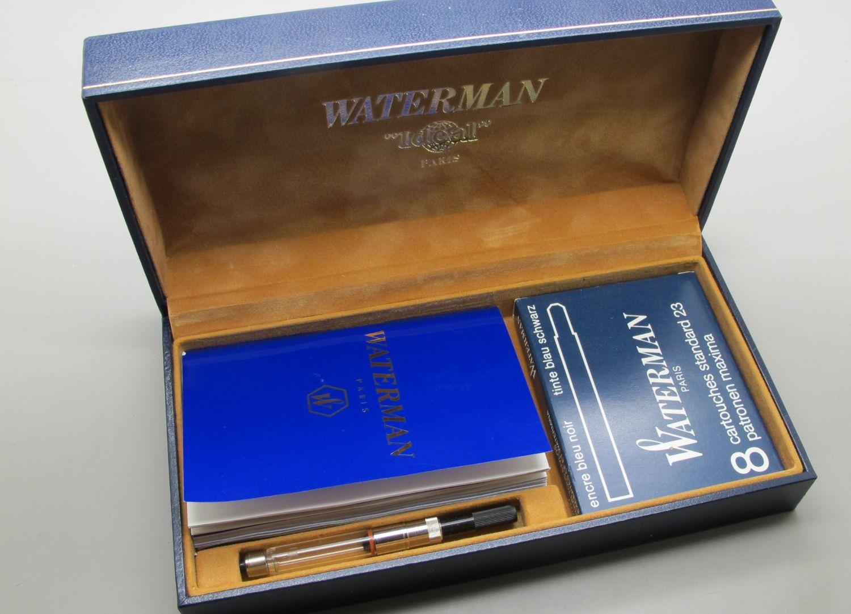 Waterman Le Man 200 Rhapsody Jade Green