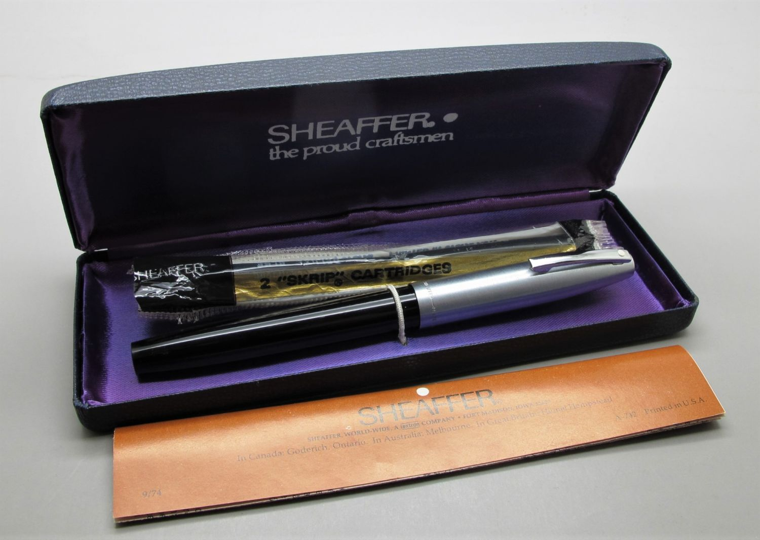 Sheaffer Triumph 440