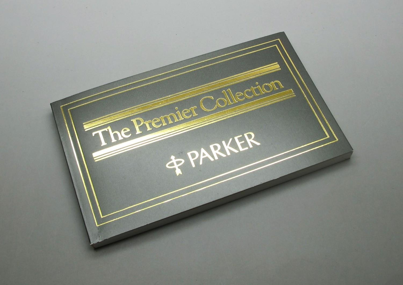 Parker Premier Plata Maciza