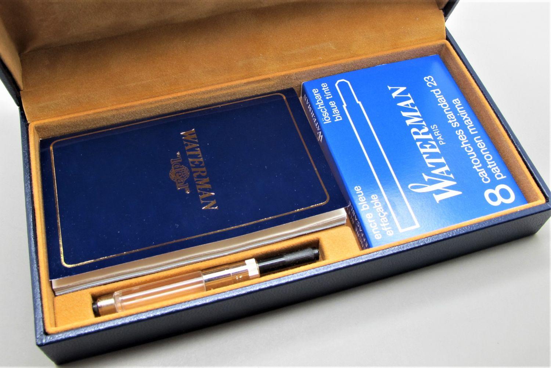 Waterman Gentleman Oro